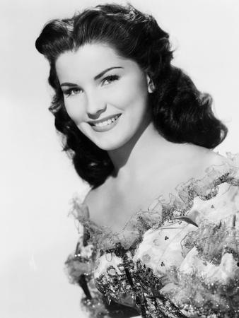 Anne of the Indies, Debra Paget, 1951 Foto