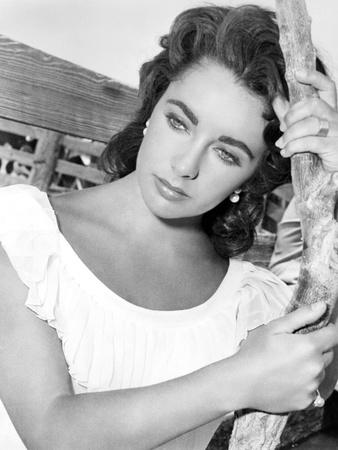 Giant, Elizabeth Taylor, 1956 Photo