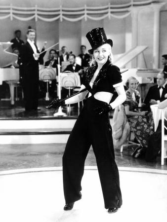 Stage Door, Ginger Rogers, 1937 Photo