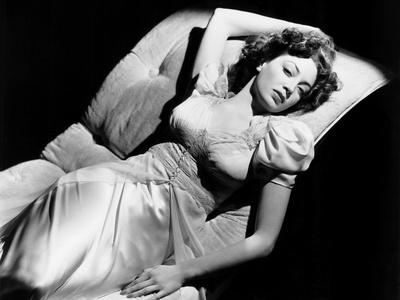 Marie Windsor, Ca. Mid-1940s Photo