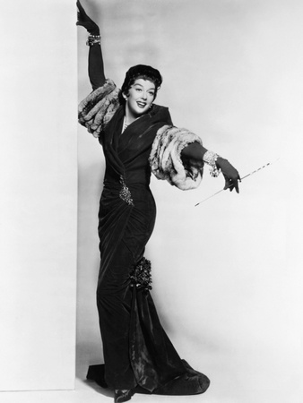 Auntie Mame, Rosalind Russell, 1958 Photo