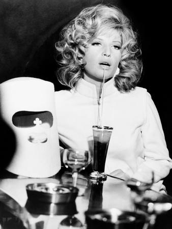 Modesty Blaise, Monica Vitti, 1966 Photo