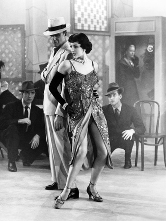 The Band Wagon, from Left, Fred Astaire, Cyd Charisse, 1953 Photo