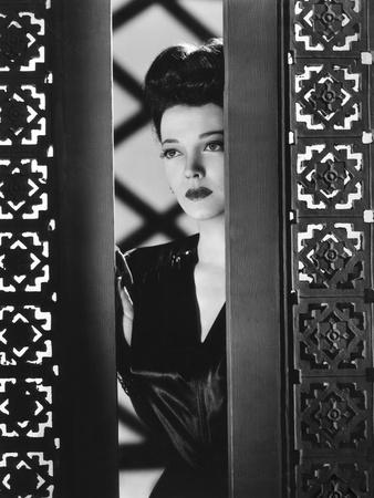 Blood on the Sun, Sylvia Sidney, 1945 Photo