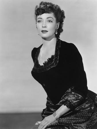 The Showdown, Marie Windsor, 1950 Photo
