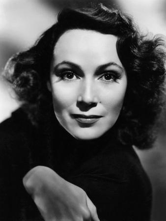 Journey into Fear, Dolores Del Rio, 1943 Photo