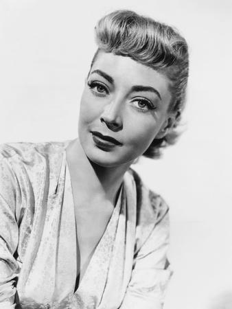 No Man's Woman, Marie Windsor, 1955 Photo