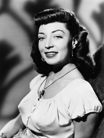 Outpost in Morocco, Marie Windsor, 1949 Photo