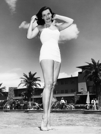 Jane Russell, Ca. 1953 Photo