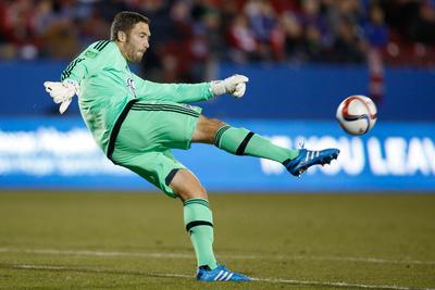 MLS: San Jose Earthquakes at FC Dallas Photo by Tim Heitman