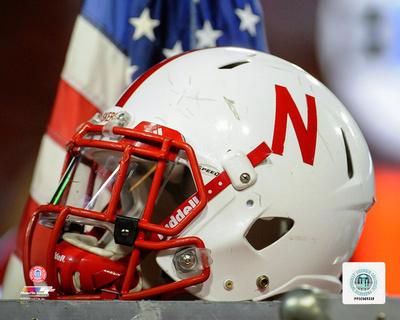 University of Nebraska Cornhuskers Helmet Photo