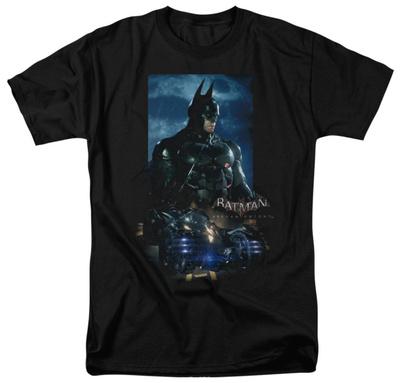 Batman: Arkham Knight - Batmobile Shirt