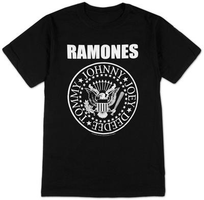 Ramones - Presidential Seal T-Shirt