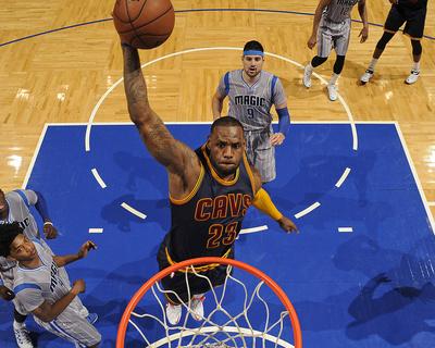 Cleveland Cavaliers v Orlando Magic Photo by Fernando Medina