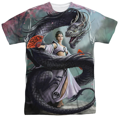 Anne Stokes - Dragon Dancer Sublimated