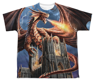 Youth: Anne Stokes - Dragon's Fury Shirts