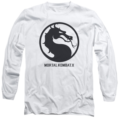 Long Sleeve: Mortal Kombat X - Seal Long Sleeves