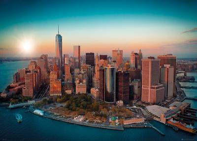 New York - Freedom Tower Manhattan Prints