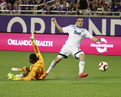 MLS: Vancouver Whitecaps FC at Orlando SC Photo by Kim Klement