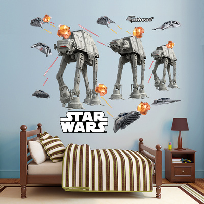 Star Wars Battle of Hoth Collection Wall Decal