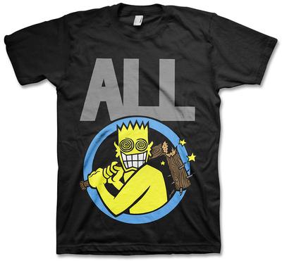 All - Allroy Broken Bat Shirts