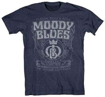 Moody Blues - Fillmore T-Shirt