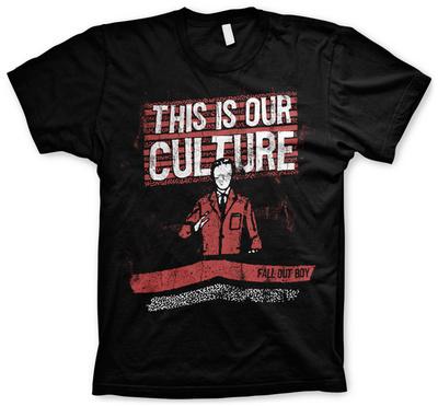 Fallout Boy - Culture T-shirts
