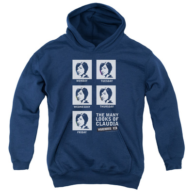 Youth Hoodie: Warehouse 13 - Many Looks Pullover Hoodie