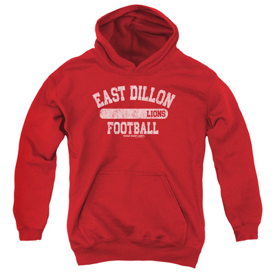 Youth Hoodie: Friday Night Lights - Lions Pill Box Pullover Hoodie