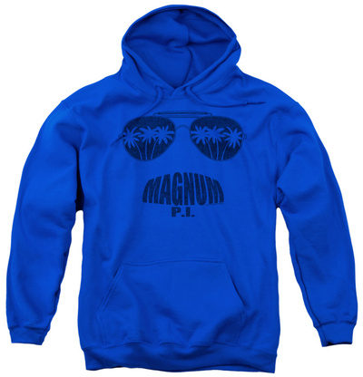Youth Hoodie: Magnum PI - Face It Pullover Hoodie
