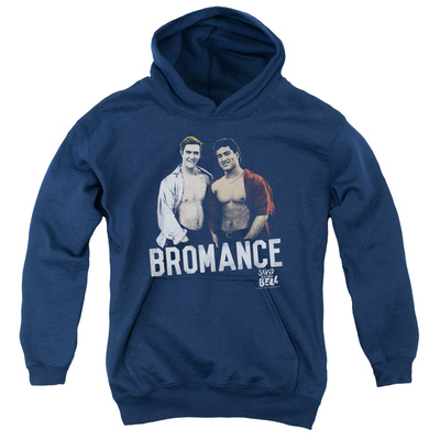 Youth Hoodie: Saved By The Bell - Bromance Pullover Hoodie