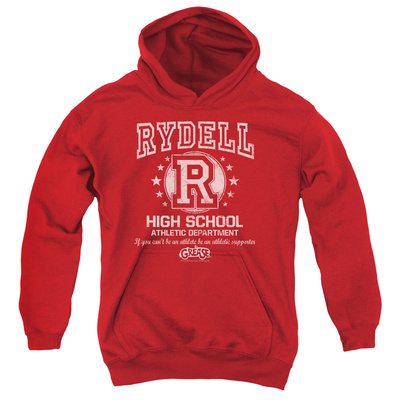 Youth Hoodie: Grease - Rydell High Pullover Hoodie