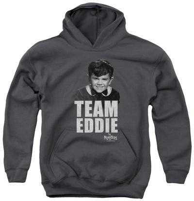 Youth Hoodie: Munsters - Team Edward Pullover Hoodie