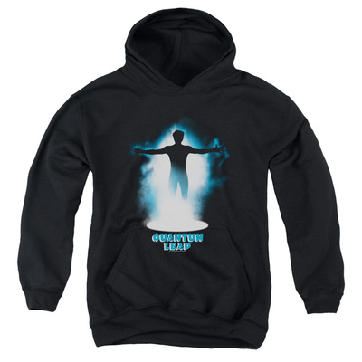 Youth Hoodie: Quantum Leap - First Jump Pullover Hoodie