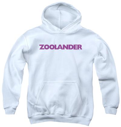 Youth Hoodie: Zoolander - Logo Pullover Hoodie!