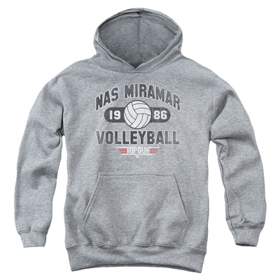 Youth Hoodie: Top Gun - Nas Miramar Volleyball Pullover Hoodie