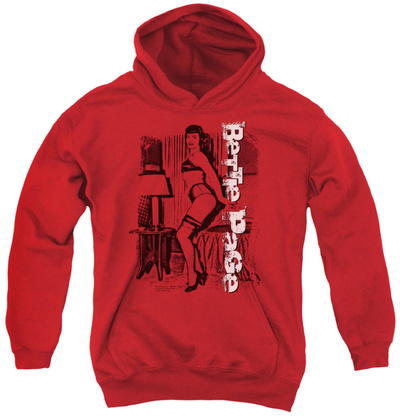 Youth Hoodie: Bettie Page - Shake It Pullover Hoodie