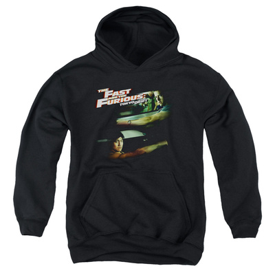 Youth Hoodie: Tokyo Drift - Drifting Together Pullover Hoodie