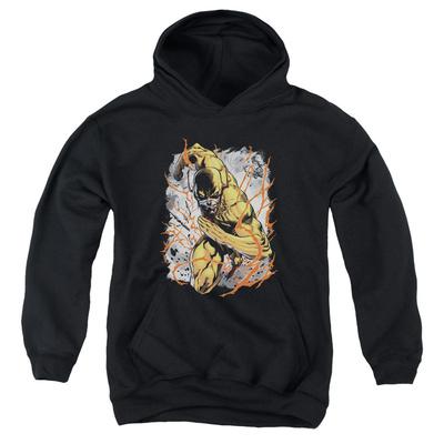 Youth Hoodie: Justice League - Reversed Pullover Hoodie