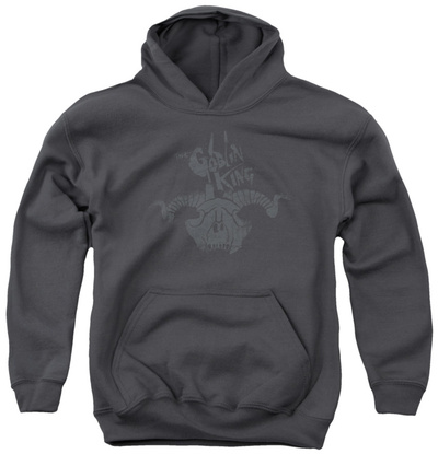 Youth Hoodie: The Hobbit - Golin King Symbol Pullover Hoodie