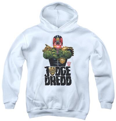 Youth Hoodie: Judge Dredd - In My Sights Pullover Hoodie