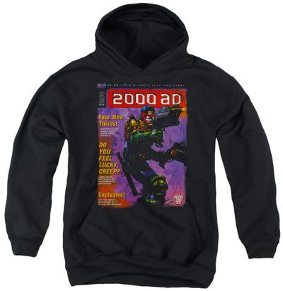 Youth Hoodie: Judge Dredd - 1067 Pullover Hoodie!