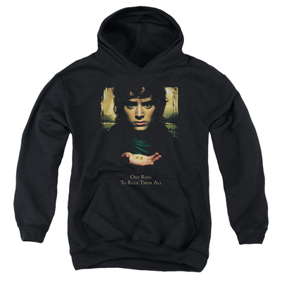 Youth Hoodie: Lord of the Rings - Frodo One Ring Pullover Hoodie