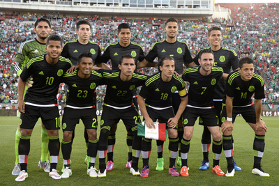 Soccer: Mexico Vs Ecuador Photo by Kelvin Kuo