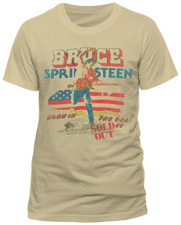 Bruce Springsteen - Tour Camisetas