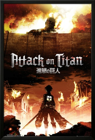 Attack on Titan Prints