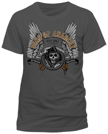 Sons Of Anarchy - Winged Logo T-shirts