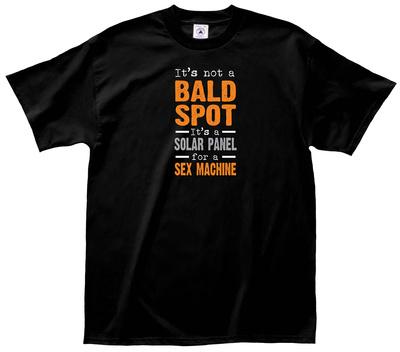 Bald Spot Tee T-shirts