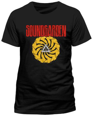 Soundgarden - Bad Motor Finger T-Shirts