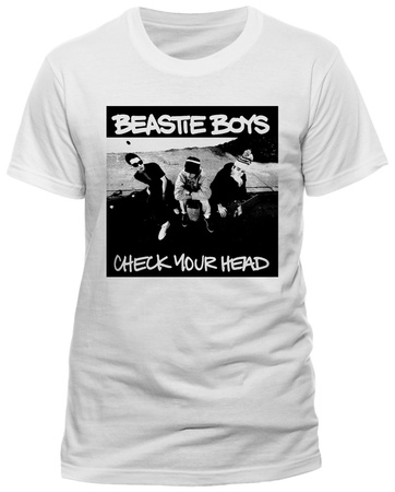 Beastie Boys - Check Your Head Maglietta